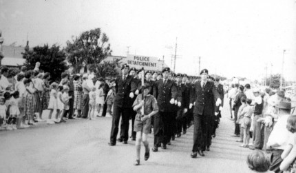 On Parade - Masterton 1963