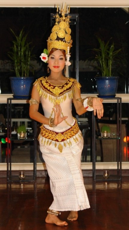 Cambodian Dancer
