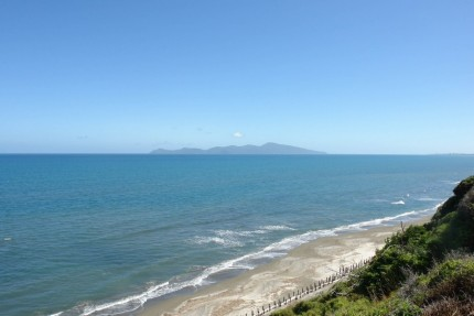 Spectacular views - Kapiti Island distant