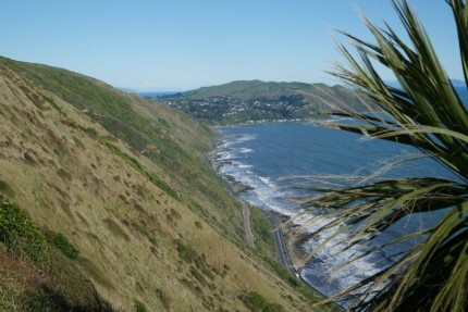Towards Pukerua Bay