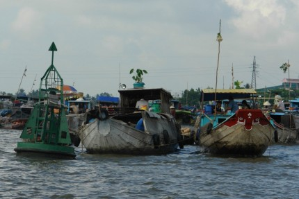 Approaching the floating markets