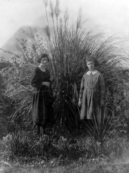 Nora and Sylvia Wilkinson