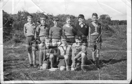 The Kiwi Gang (School friends (abt 1957)